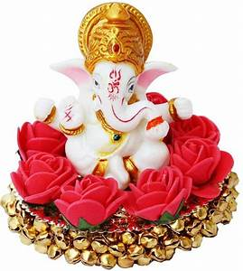 Craft Junction Blessing Lord Ganesha On Bangles Showpiece