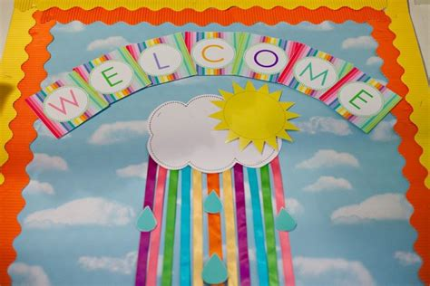 preschool bulletin board ideas for back to school kindergarten welcome back bulletin board welcome back to 738
