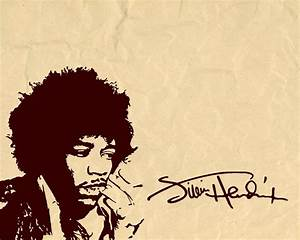 Jimi Hendrix - Classic Rock Wallpaper (17511809) - Fanpop