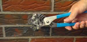 how to repair a leaking outdoor faucet hose bibb today s homeowner