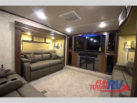 Forest River Sandpiper 377flik Front Living Fifth Wheel