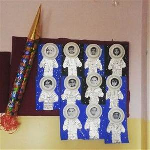Astronaut bulletin board idea for kids | Crafts and ...