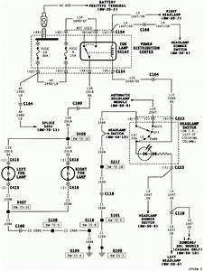95 Dodge Factory Radio Wiring Diagram