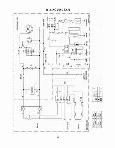 Volvo A25c User Wiring Diagram