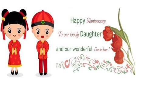 happy anniversary  daughter  son  law pictures   images  facebook tumblr