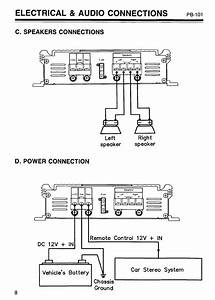 Page 8 Of Pyramid Car Audio Stereo Amplifier Pb