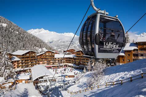 skigebiet valfr 233 jus skifahren pistenplan apr 232 s ski
