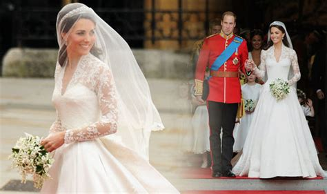 Kates Wedding Dress :  The Duchess Had A Second Wedding