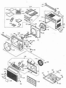 Sharp Air Conditioner Parts