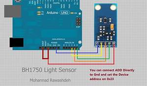 Bh1750 Digital Light Sensor  6 Steps  With Pictures