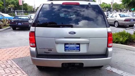 2004 Ford Explorer Xlt W/3rd Row @ Karconnectioninc.com