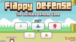 Flappy Bird Defense Hacked Cheats Hacked Online Games