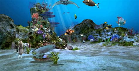 Animated Fish Wallpaper For Pc - inspirational fish tank wallpaper live pets nature wallpaper