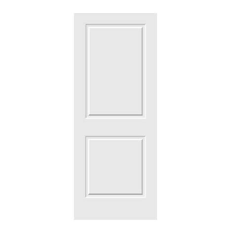 solid interior doors home depot krosswood doors 32 in x 80 in shaker 5 panel primed solid core mdf interior door slab kw sh151