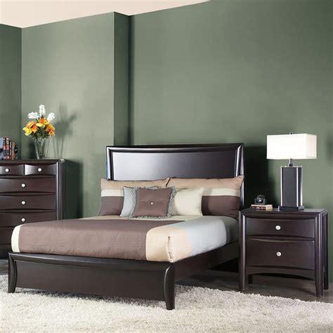 laguna full panel bedroom set dark espresso dcg stores