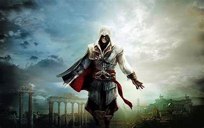 Creed Ezio Wallpapers Assassin Trilogy Background Baltana