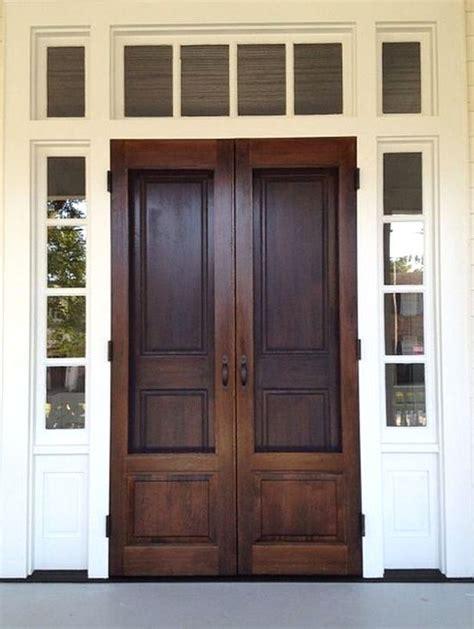 pintu rumah kampung desainrumahidcom