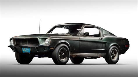 La véritable histoire de la Ford Mustang du film Bullitt