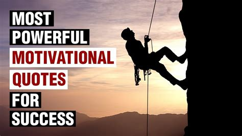 powerful motivational quotes  success  life