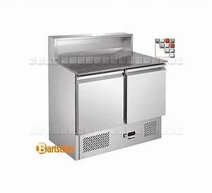 Comptoir Refrigere Pizza Lotus