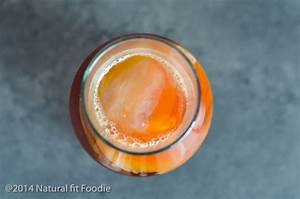 How to make Kombucha - Natural Fit Foodie