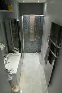 Aménager Petite Salle De Bain : quelles astuces pour am nager une toute petite salle de ~ Melissatoandfro.com Idées de Décoration