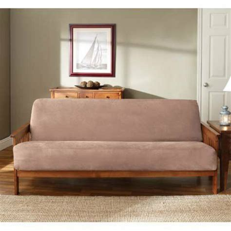 Loveseat Futon Cover by Futon Mattress Sofa Bed Cover Slipcover Soft Suede Woven