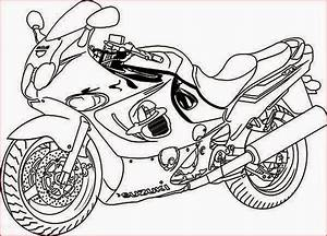coloring pages motorcycle coloring pages free and printable With honda bikes street