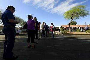 Arizona Voting Rights: Democratic Party, Hillary Clinton's ...