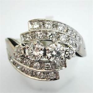Bijoux Anciens Occasion : bague diamants or blanc 39 bijoux anciens paris or ~ Maxctalentgroup.com Avis de Voitures
