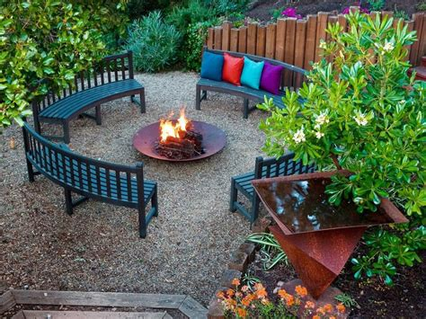 Small Backyard Decorating Ideas by Pit Chair Ideas Pit Design Ideas