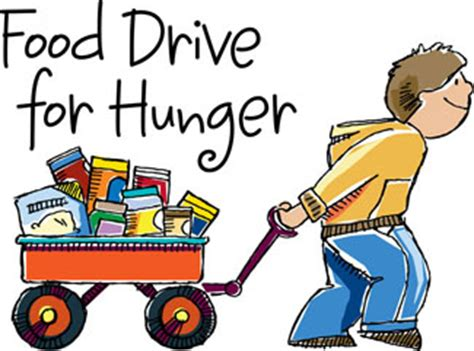 food drive clipart food drive donations clipart