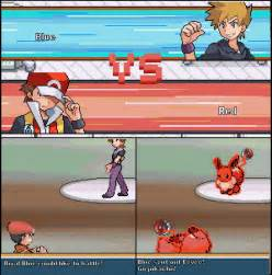 Pokemon Red Vs. Blue