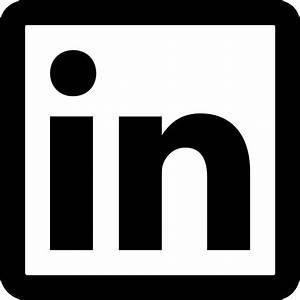 Social Linkedin Outline Svg Png Icon Free Download ...