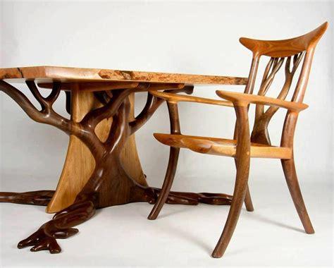 chaise de bureau originale un mobilier rustique et contemporain à la fois pour un