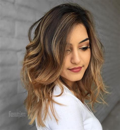 beneficial haircuts  thick hair   length