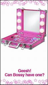 Kid's Glitter Glam Makeup Kit | Alpha Mom