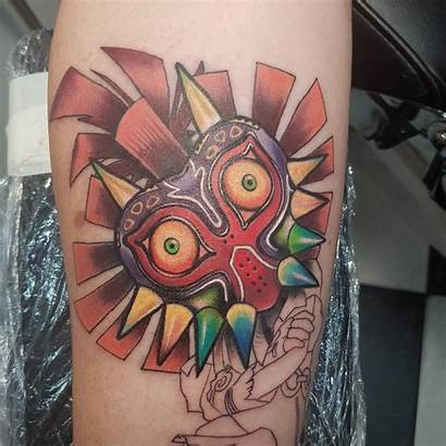 Zelda Tattoos Tattoo Legend Gaming Amazing Looked