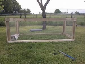 Construire Enclos Pour Chats : fabriquer cabane lapin exterieur ~ Melissatoandfro.com Idées de Décoration