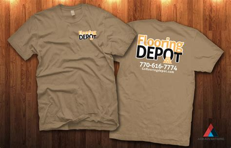 Kentile Floors T Shirt by Adb Advertising Screen Printing Embroidery And Vehicle