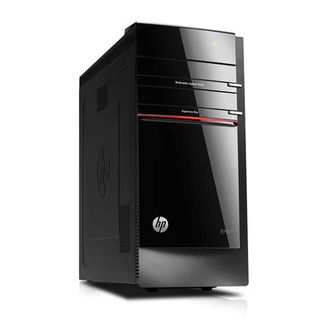 pc bureau intel i7 hp envy h8 1520ef d2j64ea pc de bureau hp sur ldlc