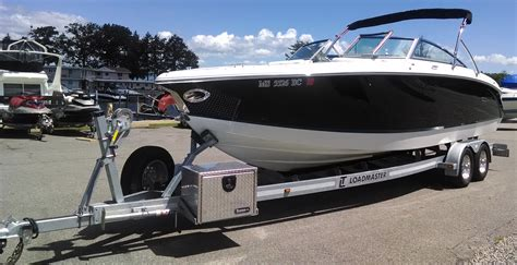 Boat R Trailer by Galvanized Salt Water Trailers