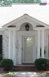 harmonious portico house plans interior fetching front porch portico design ideas with