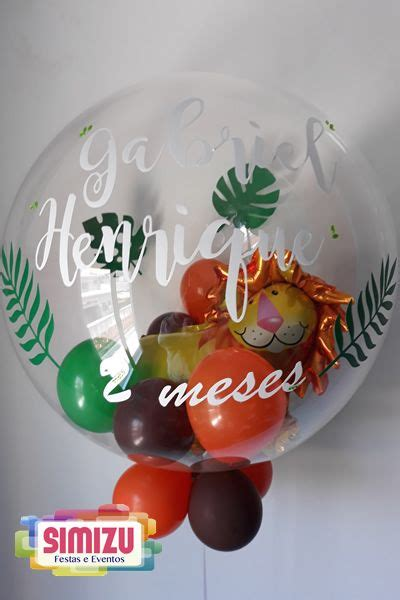 bubble personalizado baloes personalizados baloes