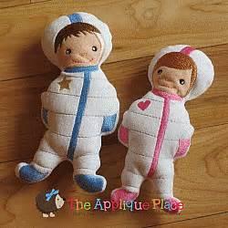 Astronaut Boy Softie