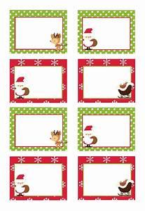 étiquettes De Noel à Imprimer : etiquettes no l gratuites imprimer pour cadeaux ~ Melissatoandfro.com Idées de Décoration