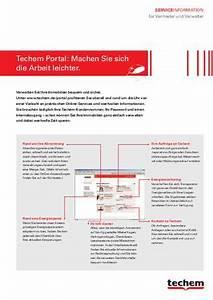 Techem Abrechnung Online : techem serviceinformation immobilienverwaltung by techem gmbh issuu ~ Themetempest.com Abrechnung