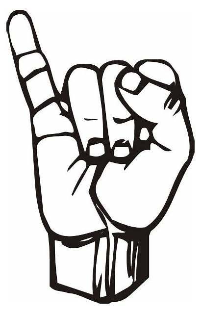 Clip Language Sign Vector