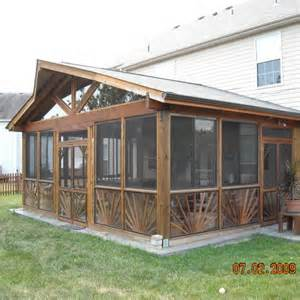 Screen Porch Enclosures Kits