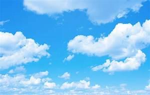 HD Blue Sky Wallpaper